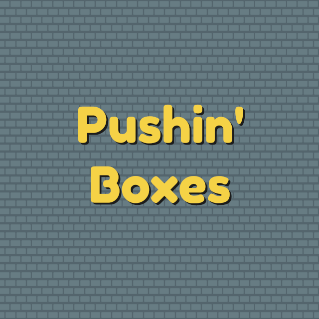 Picture of Pushin' Boxes